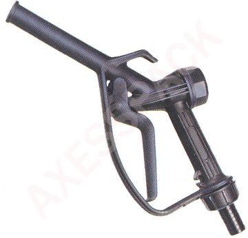 Pistolet distributeur PP noir Ø25 - joint NBR