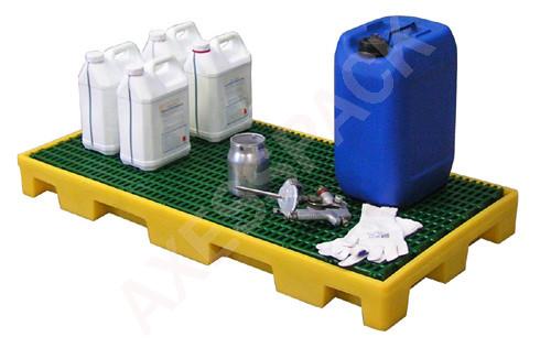 Plateforme de rétention PE 60 litres
