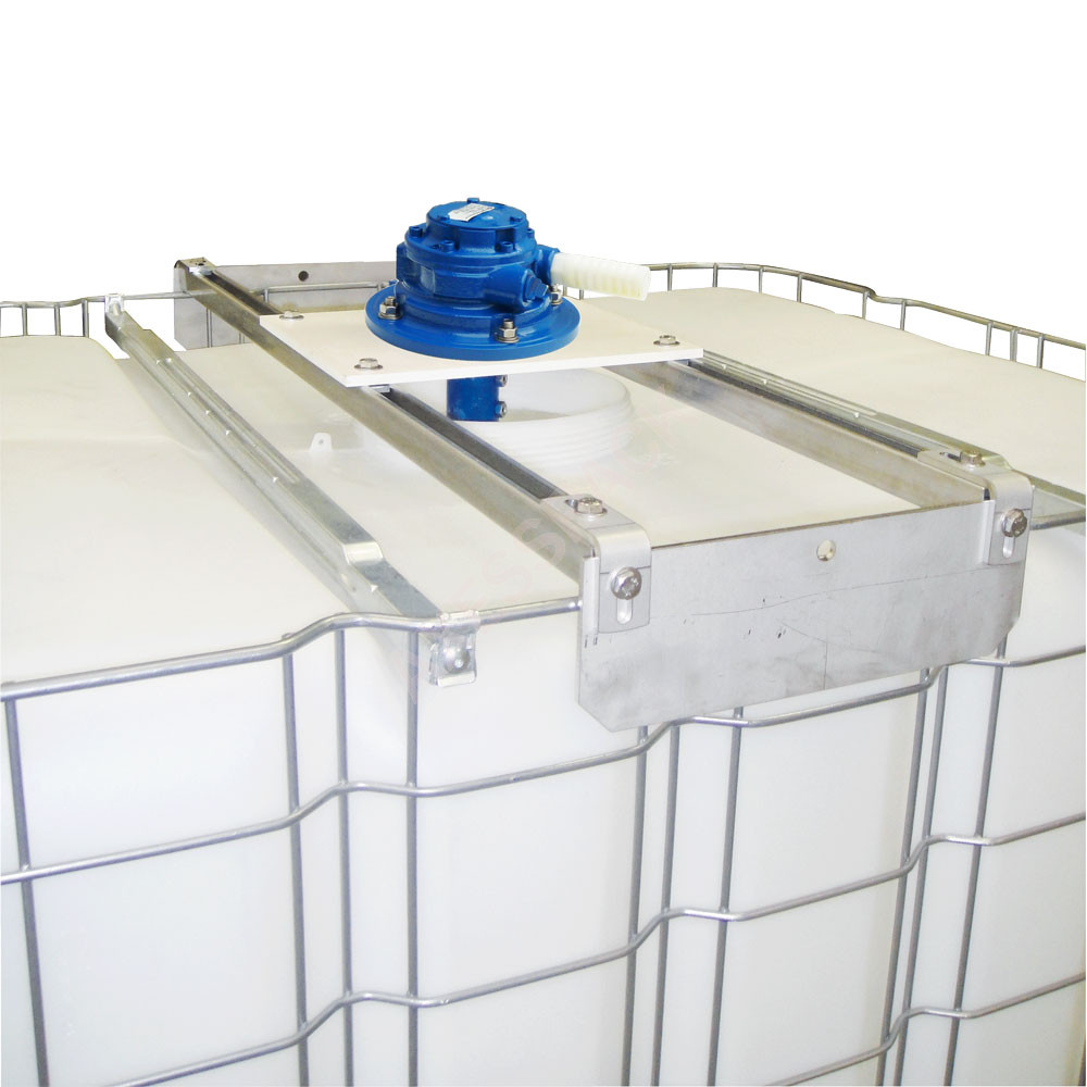 Agitateur pneumatique de cuve IBC - 1300 trs/min