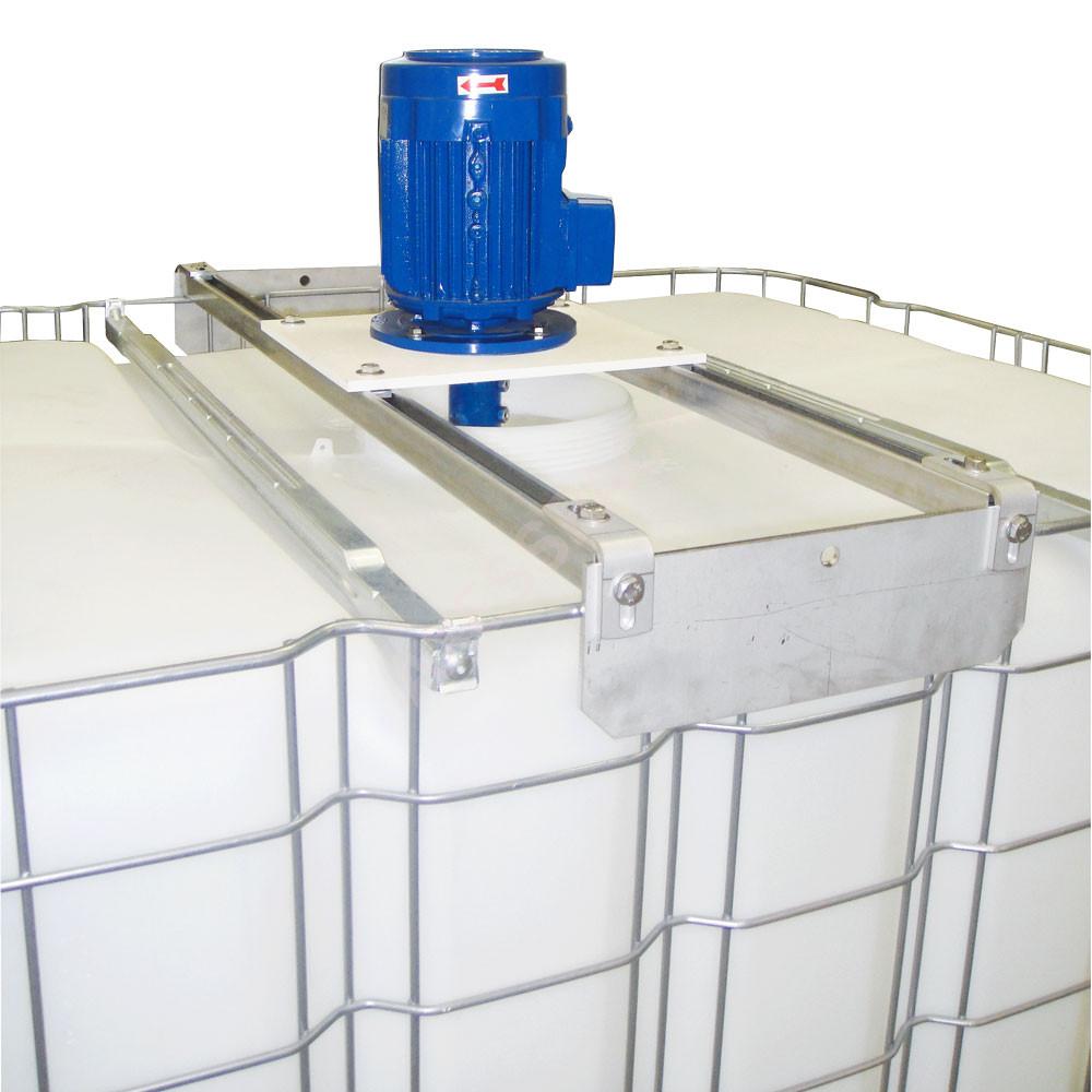 Agitateur électrique de cuve IBC - 700 tr/min + Adaptateur universel