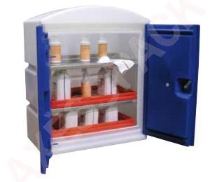 Armoire de sécurité polyéthylène petit modèle