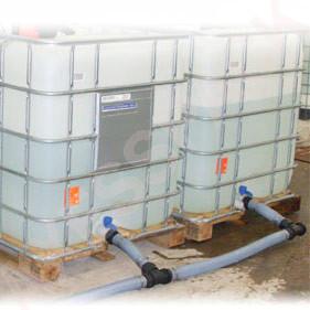Kit raccordement 2 Cuves IBC