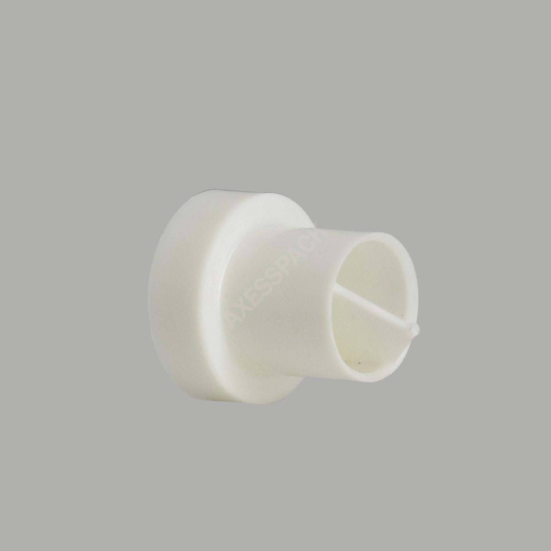 Embout Réducteur Blanc pour Robinet Aeroflow