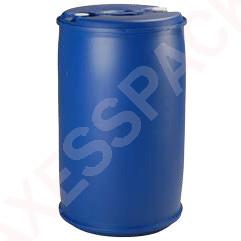 Fût 220L DTNP - 2 bondes - Bleu - Sotralentz
