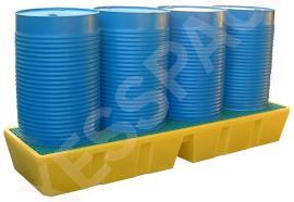 Bac de rétention PE 450 litres (longitudinal)