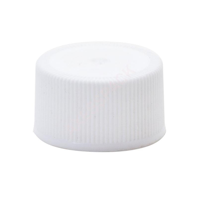 Bouchon PP Blanc 28/410 sans inviolabilité pour flacon col 28/410