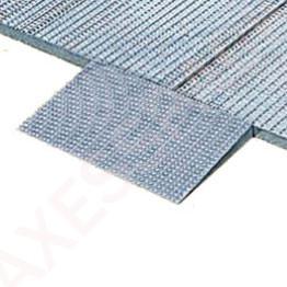 Rampe d'accès galvanisée 1270x700x90 mm pour plateforme de rétention