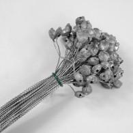 Plomb Ø8mm à tige métallique 200mm