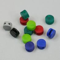 Plombs plastique Rouge diamètre 9 mm