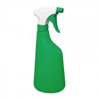 Pulvérisateur 1.3 ml PE blanc/vert (Ø28/400) + flacon 630 ml vert gradué