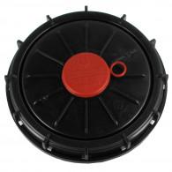 Couvercle Sotralentz Ø 220 noir - dégazage & regazage avec équilibreur de pression