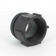 """Adaptateur noir - M S70x6 - F2"""" pas gaz"""