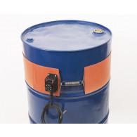 Ceinture chauffante souple pour fut métal 200L (large) - 1000w