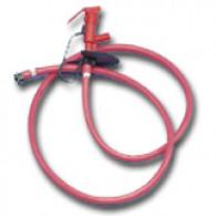 Flexible avec pistolet - Rouge