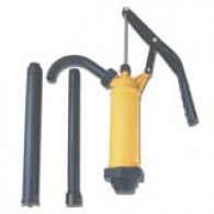 Pompe à levier - Corps PP - Soupape FKM - Tige Inox - Débit 20L/min