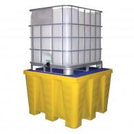 Bac de rétention PE 1200 litres