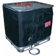 Couverture Chauffante pour cuve IBC - 1400 W (-5°C +40°C)