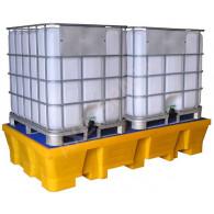 Bac de rétention PE 1050 litres