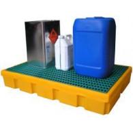 Plateforme de rétention PE 100 litres