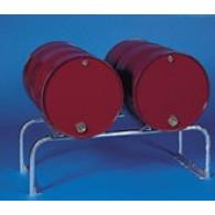 Support de fûts en acier  - 2 fûts 220L