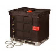 Couverture Chauffante pour cuve IBC - 3x1330W (0-90°C)