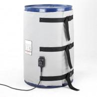 Couverture Chauffante - Fût métal 200 L - 1200W - Haute température (0-220°C)