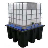 Bac de rétention PE ECO 1100 litres