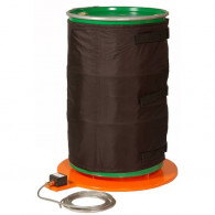 Plaque chauffante ATEX - Chauffe fût 200 litres - 500 W