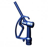 "Pistolet distributeur PA6 Polyamide bleu F 1"" pas du gaz joint FKM"