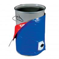 Bâche Chauffante - Fût métal ou plastique 200-220 L - 970W (10-90°C) - IP54