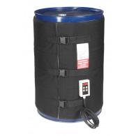 Couverture Chauffante - Fût métal ou plastique 25L - 225W (0-90°C) - usage intensif