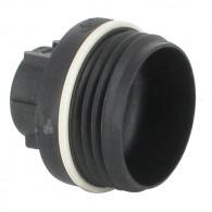 """Adaptateur noir PP - M 2"""" S56x4 - F 3/4"""" Pas gaz"""