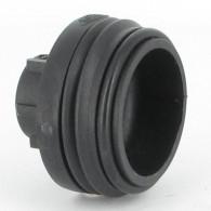 """Adaptateur noir - M S70x6 - F 3/4"""" pas gaz"""