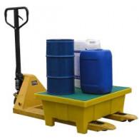 Bac de rétention PE 70 litres (longitudinal)