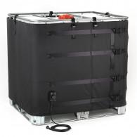 Couverture Chauffante pour cuve IBC - 1300W (0-40°C)
