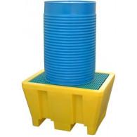 Bac de rétention PE 225 litres