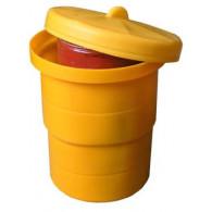 Bac polyvalent de 80 litres
