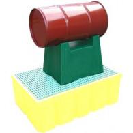 Support amovible pour fût 60 litres