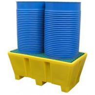 Bac de rétention PE longitudinal 270 litres