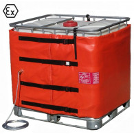 Couverture Chauffante ATEX pour cuve IBC - 1700 W