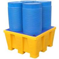 Bac de rétention PE 880 litres