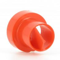 Embout Réducteur Rouge pour Robinet Aeroflow
