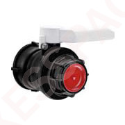 "Schütz Ball valve 2"" - Outflow Male 2"" S60X6 - FPM Gasket"