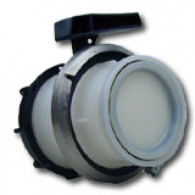"Werit Piston valve 3"" (NBR Gasket) - Outflow Male S100X8"