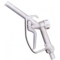 Dispensing gun PP white Ø19 - NBR gasket