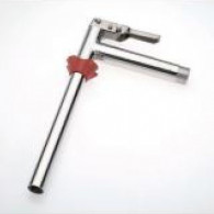 Dispensing gun - Stainless steel 304 - Male 26x34 mm