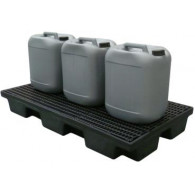 80 L ECO retention floor (recycled PE) - PE duckboard