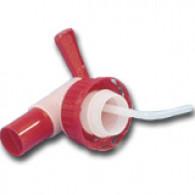 "Female Tap Aeroflow on screw (F 1""1/2 ) - diameter 40 mm"