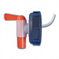 Aeroflow on screw ring Female Tap DIN71