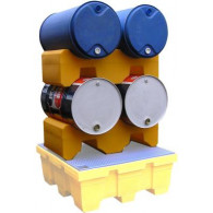 Stackable drums support (2 drums)